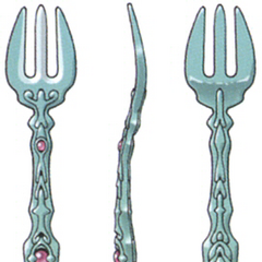 Mythril Fork in <i>Final Fantasy IX</i>.