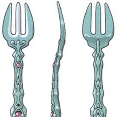 Mythril Fork in <i>Final Fantasy IX</i>.