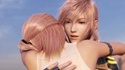 Serah&Lightning reunite