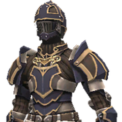 Darksteel Cuirass set (Lv65-67)