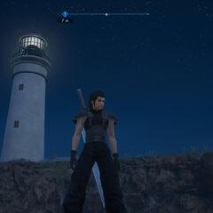 The Nibel Plains in <i>Crisis Core -Final Fantasy VII-</i>.