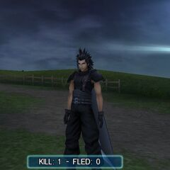 Равнина Нибель в <i>Crisis Core -Final Fantasy VII-</i>.
