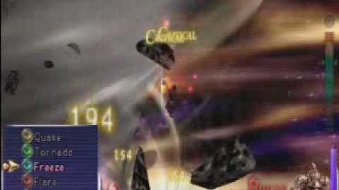 Dissidia Final Fantasy - Shantotto's EX Burst