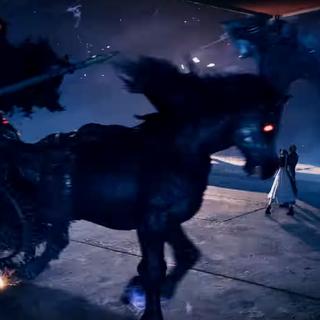Eligor in <i>Final Fantasy VII Remake</i>.