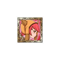 Gria Hunter icon in <i>Final Fantasy Tactics S</i>.