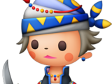 Locke Cole/Theatrhythm