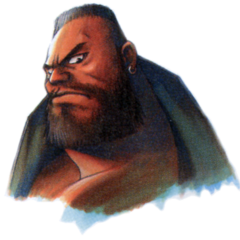 Barret portrait.