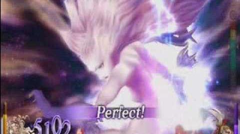 Dissidia Final Fantasy - Terra's EX Burst