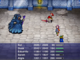 Final Fantasy Dimensions weapons