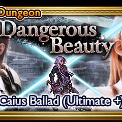 Dangerous Beauty banner.