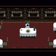 The ghost in the Phantom Train (iOS).