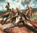 FFXIII OST Case4