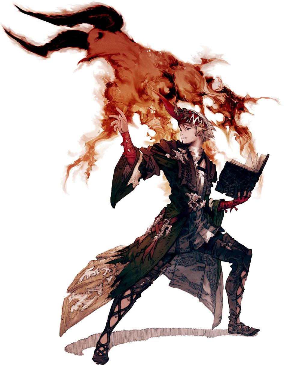 Summoner (Final Fantasy XIV) | Final Fantasy Wiki | FANDOM powered