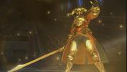 Gaius Battle Form Transformation