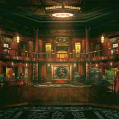 Corneo's Mansion.