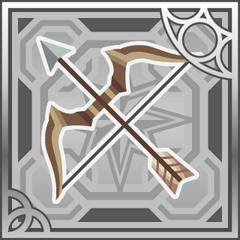 Hunter's Longbow (R+).