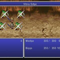 Vibra Edge.