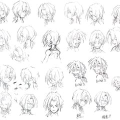 Zidane Tribal Faces.