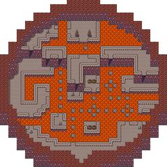 The fifth floor of Doom Castle.