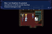 FFVI IOS Siegfried Encounter