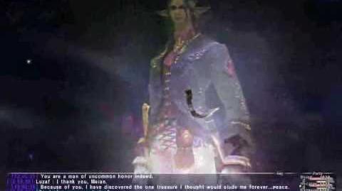 FFXI -- Odin Prime (Releasing Luzaf's Soul)