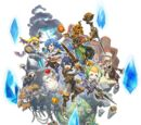 Final Fantasy Crystal Chronicles: Echoes of Time/Concept art