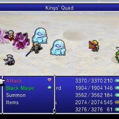 King's Quad.