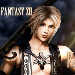 Vaan in the <i>Dissidia Final Fantasy</i> 11.26 trailer.