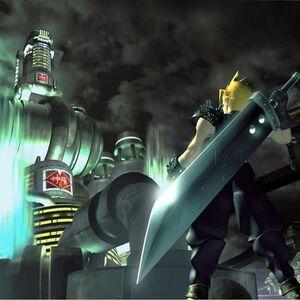 Final Fantasy Vii Wallpapers Final Fantasy Wiki Fandom