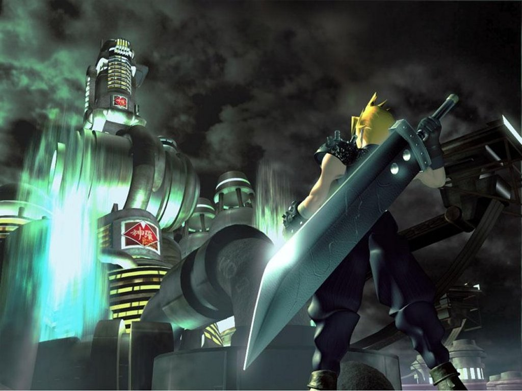 CategoryFinal Fantasy VII Wallpapers