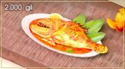 White Fish in Tomato Sauce