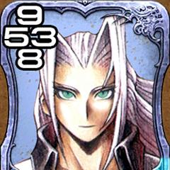 Sephiroth.