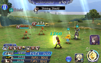 DFFOO Shining Shield