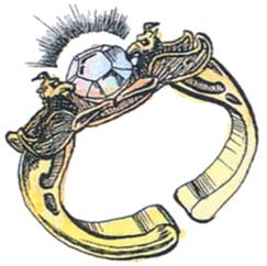 Diamond Bracers FFIII Art