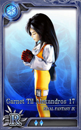FF9 Garnet Til Alexandros 17 R I Artniks