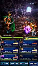 FFBE Cave of Shadows