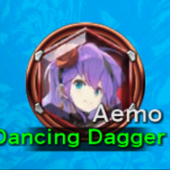 Dancer (Dancing Dagger).