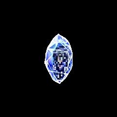 Cid Raines's Memory Crystal.