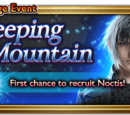 Sleeping Mountain