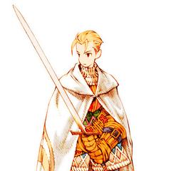 Male Knight.