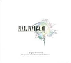 FFXIII OST Front