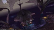 FFXIV Sastasha Kraken Emerge