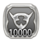 FFXIV To Crush 10,000 Enemies trophy icon