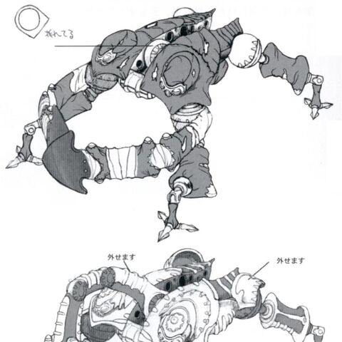 Mech Hunter (bottom).