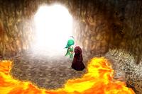 Passage of the eidolons eidolon ios