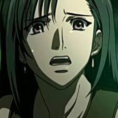 Tifa's reaction to losing her father in <i><a href=
