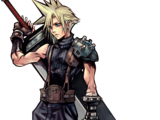 Cloud Strife/Dissidia