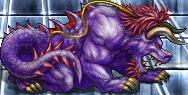 FFIVPSP - Behemoth Sprite