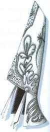 FFVI Priest's Miter Artwork