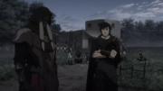Gilgamesh and Somnus in FFXV Episode Ardyn Prologue
